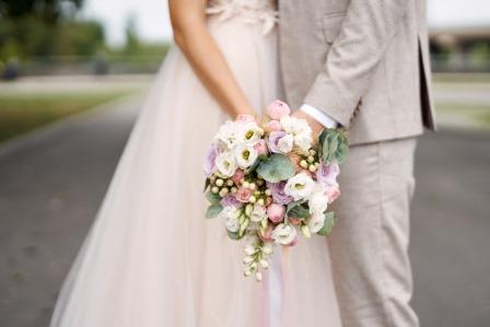 свадбеный букет брест