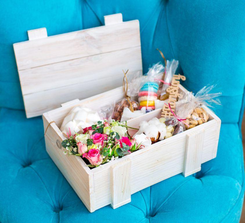 Подарочный ящик 432