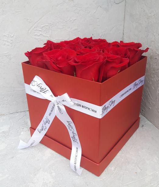 розы в коробке брест 4 (1)
