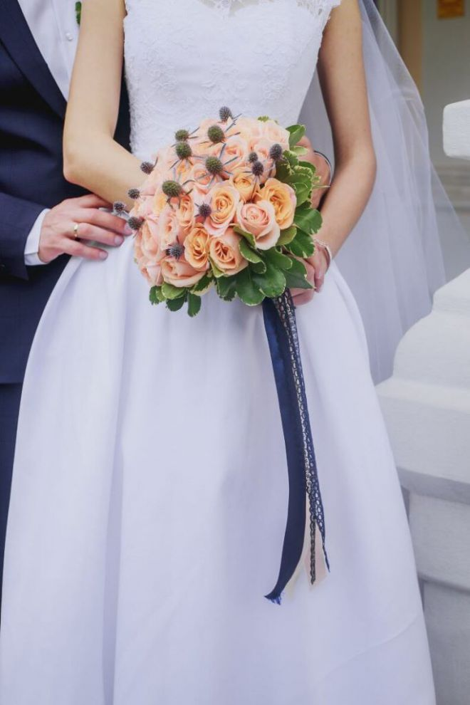 свадебный букет брест 10