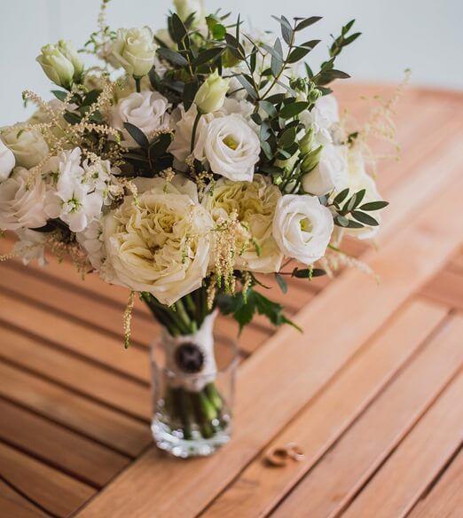свадебный букет брест 12