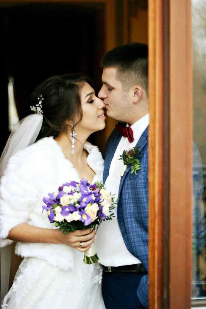 свадебный букет брест 16