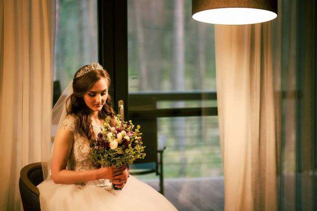 свадебный букет брест 19