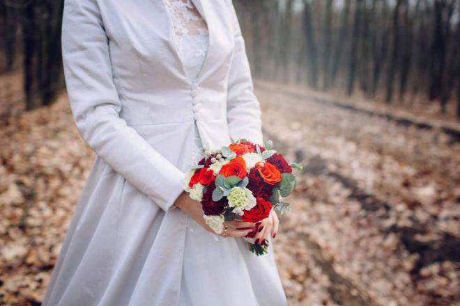 свадебный букет брест 23