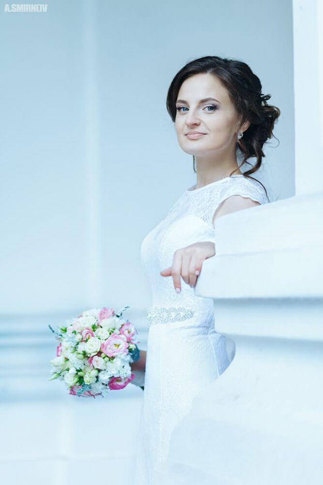свадебный букет брест 24