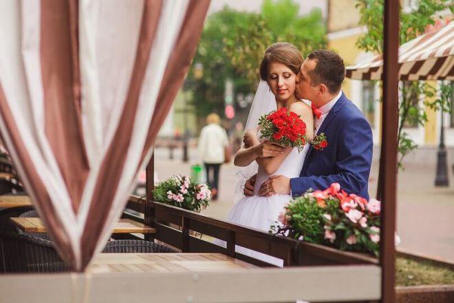 свадебный букет брест 29