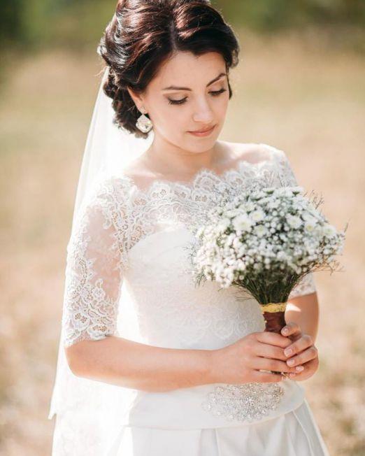 свадебный букет брест 4