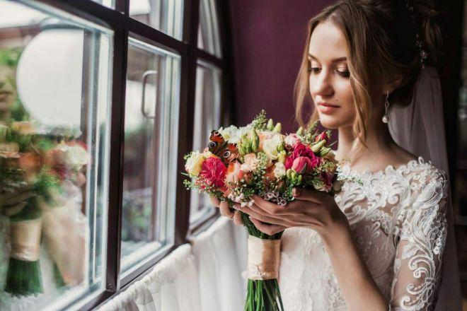 свадебный букет брест 9
