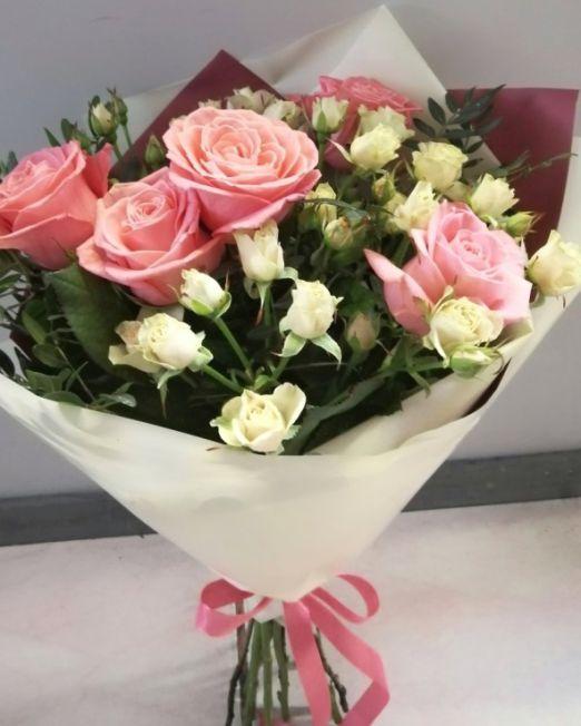 букет из роз 1