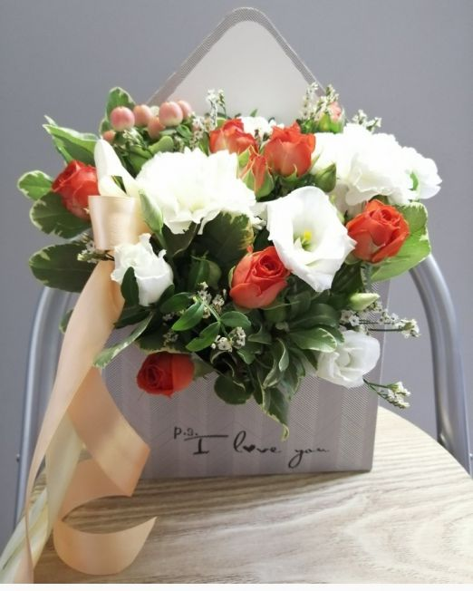 конверт с цветами _2