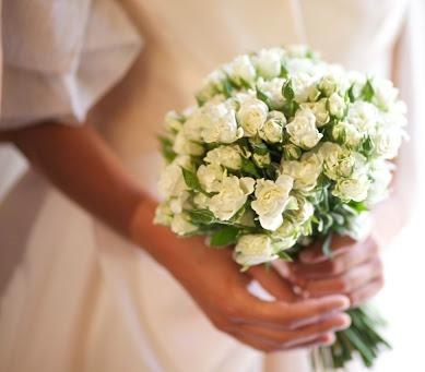 Свадебный букет невесты -726