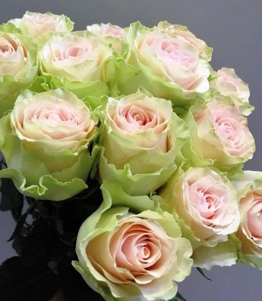 букет из роз фрутетта