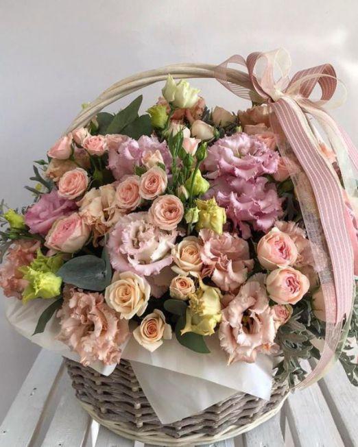 корзина с цветами_11