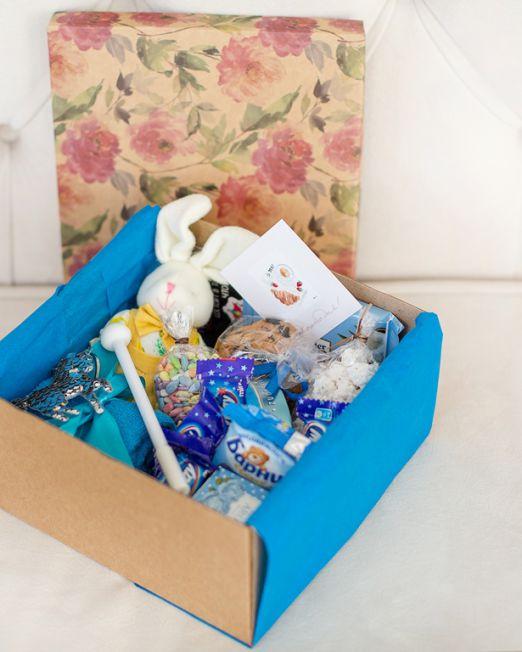 подарочный набор с цветами и сладостями, конфетами в Бресте _8019