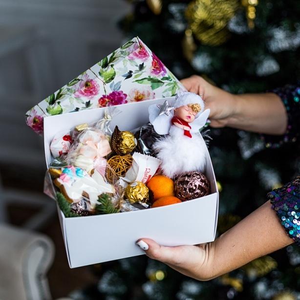 Набор подарочный новогодний -564