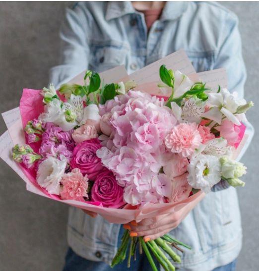Купить букет цветов в Бресте