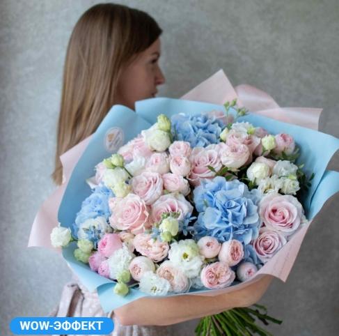 Купить шикарный букет цветов в Бресте